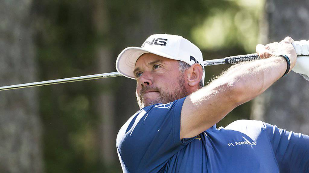 Willett und Westwood am European Masters