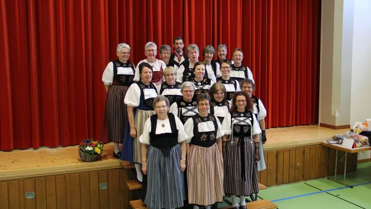 Trachtengruppe Schafisheim
