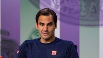 Gönnt sich eine Pause. Roger Federer steht in Toronto nicht am Start.