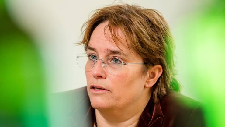 Magdalena Martullo ist skeptisch.