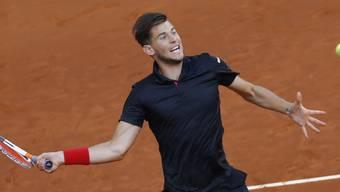 Nadal-Bezwinger Dominic Thiem scheiterte in Madrid im Final am Deutschen Alexander Zverev