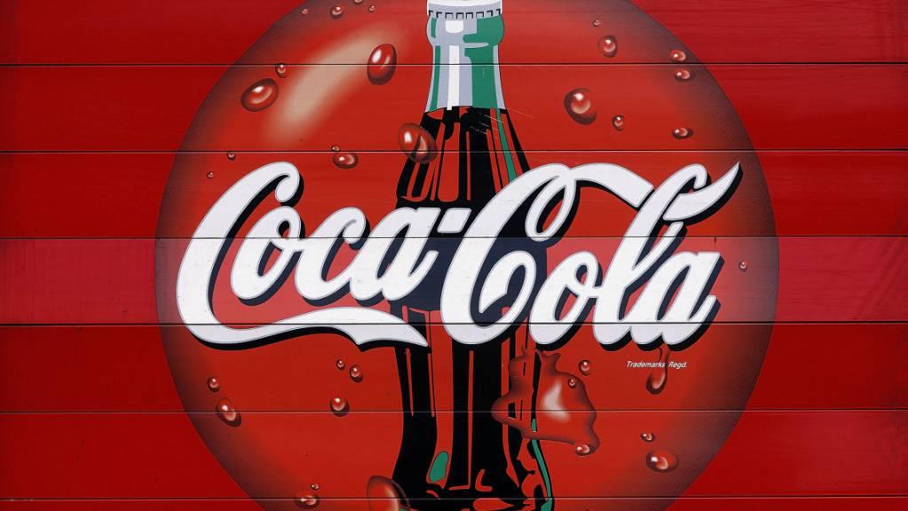 Coca Cola legt dank «Zero» zu. (Archivbild)