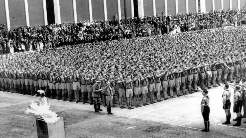Heute vor 84 Jahren eröffnete Hitler die Olympischen Spiele 1936