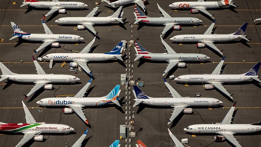 737-Max-Abstürze: Kongressausschuss kritisiert Boeing und FAA