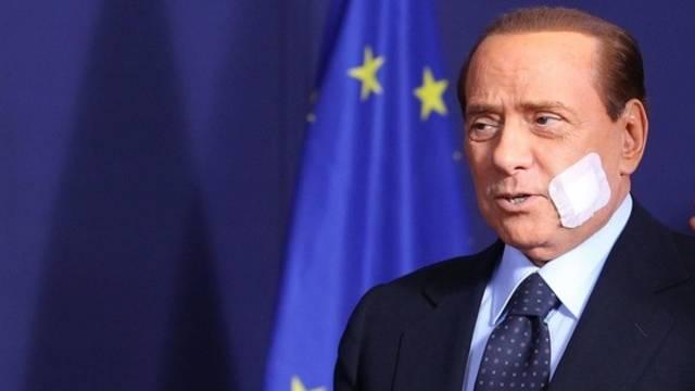 Silvio Berlusconi weilt gegenwärtig in Brüssel