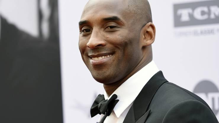 Ex-Basketball-Star Kobe Bryant lebt bald mit vier Frauen unter einem Dach. (Archivbild)
