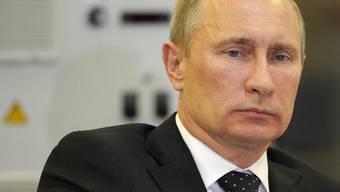Präsident Putin belohnt Moskauer Polizeichef mit Beförderung (Archiv)