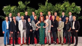 Die Bachelorette Kandidaten 2016