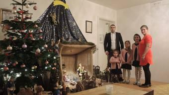 Krippe Obersiggenthal Adventszeit