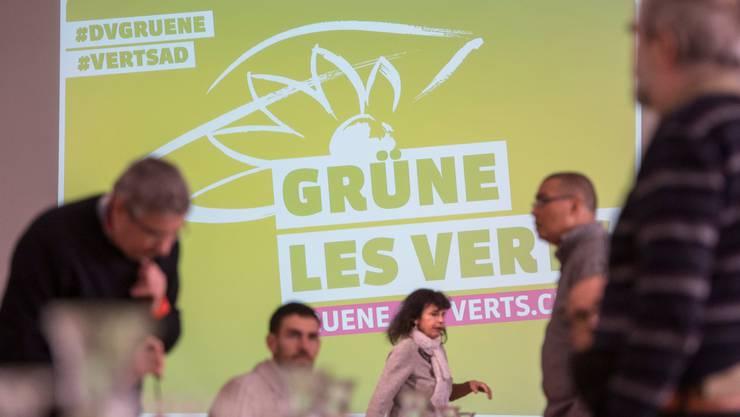 Die Grünen geniessen einen Vertrauensvorschuss bei ökologischen Themen.