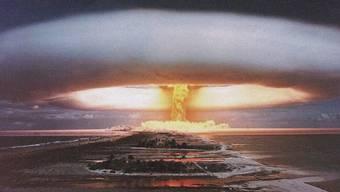 Die Sprengkraft der «Zar-Bombe» (je nach Quelle bezeichnet als RDS-220 oder AN-602) blieb zum Glück bis heute einmalig.