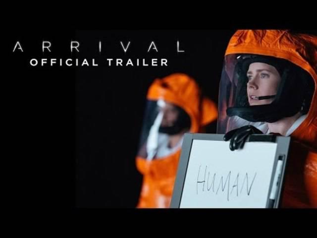 Offizieller Filmtrailer zu «Arrival»
