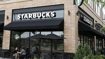 Starbucks-Filiale in Minneapolis in den USA. (Archivbild)