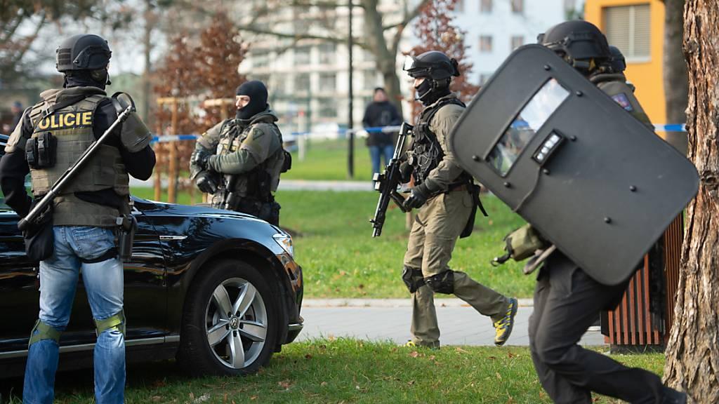 Sechs Menschen erschossen: Spital-Amokläufer begeht Suizid