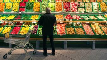 Der Blick in die Gemüseregale diese Woche verrät, dass gewisse Gemüsesorten noch mit Knappheit zu kämpfen haben. (Symbolbild)