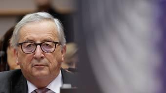 EU-Kommissionspräsident Jean-Claude Juncker hat am Mittwoch im EU-Parlament dem britischen Ansinnen einer Nachverhandlung des Backstops eine Absage erteilt. Er argumentierte, die irische Grenze sei eine europäische Grenze und damit eine Unionspriorität.