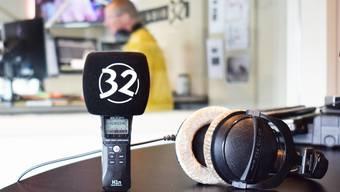 Radio 32 sendet aus Solothurn.