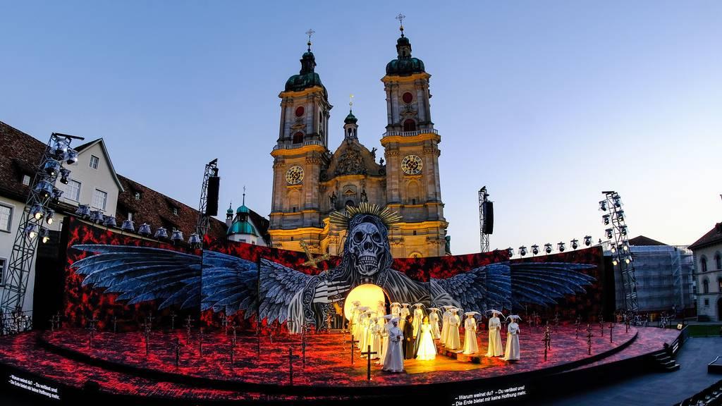 St.Galler Festspiele finden ab 2023 nur noch alle zwei Jahre statt