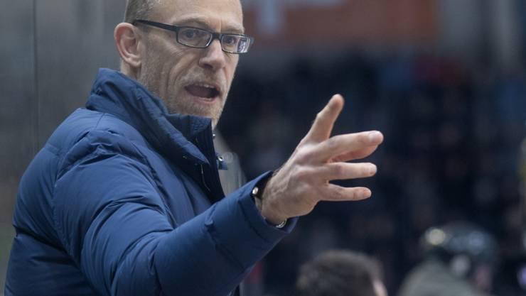 Hans Kossmann erringt in seinem zweiten Spiel mit dem SCB den ersten Sieg
