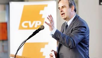 «Unsere Mobilisierungsfähigkeit hat stark zugenommen»: CVP-Chef Gerhard Pfister.