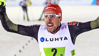 Johannes Rydzek bringt sein viertes Gold ins Trockene
