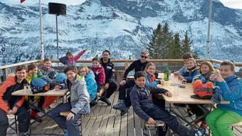 Die Primarschüler in Kaiseraugst reisten ins Glarnerland, um Ski zu fahren.