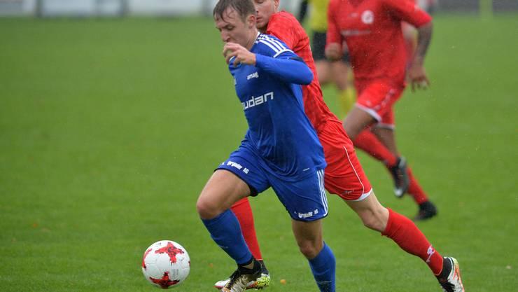Kevin Künzler schoss den FC Subingen in der Vorrunde der 2. Liga mit zehn Treffern auf den Leaderthron.