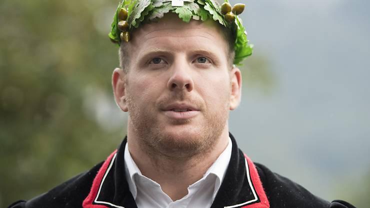 Schwingerkönig Matthias Glarner muss am Unspunnenfest zuschauen