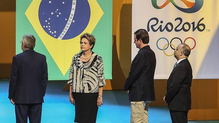 Vor den Olympischen Spielen in Rio gibt es für die Verantwortlichen noch viele Probleme zu beheben