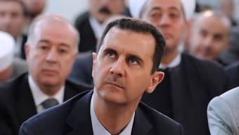 Kein Grund zur Freude: Assad steht im eigenen Land immer mehr alleine da