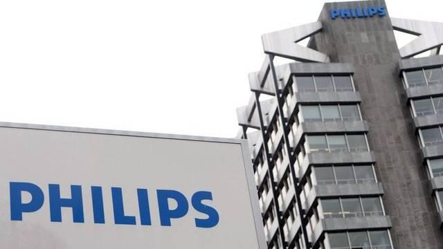 Der Elektronikkonzern Philips ist in Schieflage