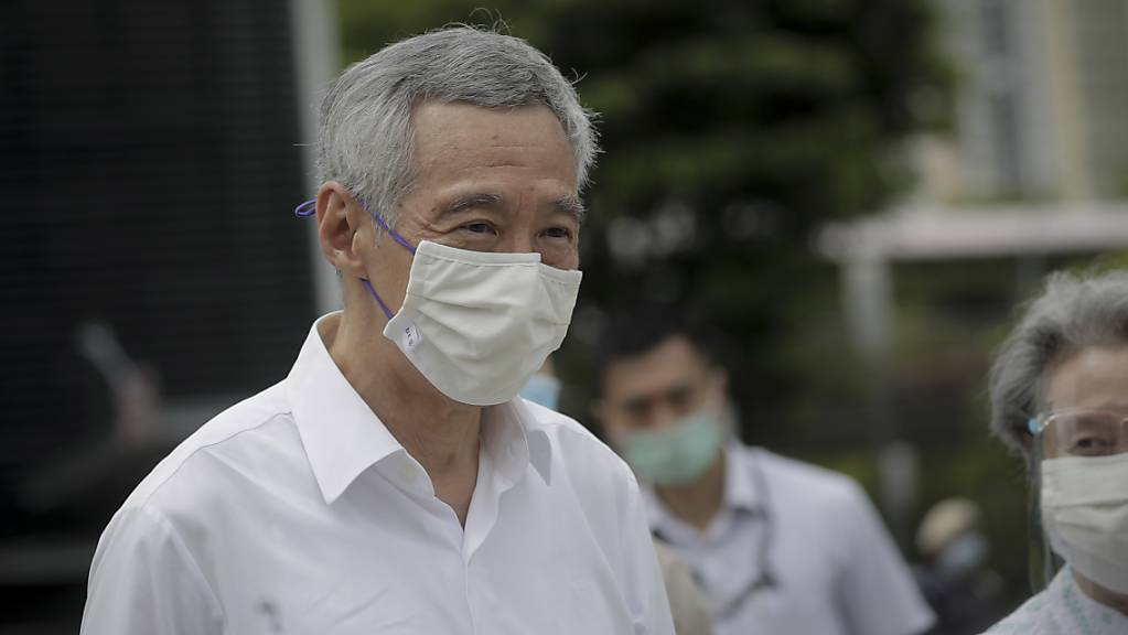 In Singapur hat die Regierungspartei unter der Führung von Lee Hsien Loong die jüngsten Parlamentswahlen gewonnen.