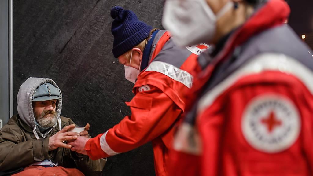 Rotes Kreuz ruft zu Solidarität bei Pandemiebekämpfung auf
