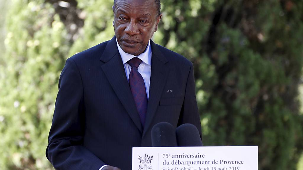 Ecowas: Gefangener Präsident Guineas wohlauf nach Militärputsch