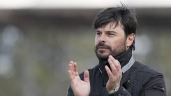 Aktuell ist Ciriaco Sforza Trainer beim FC Wil, als Spieler war er ein Jahr beim FC Aarau.
