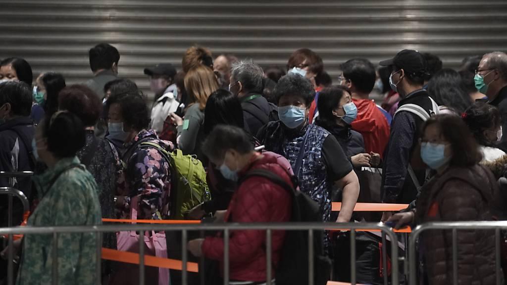 Inzwischen mehr als 900 Tote in China durch Coronavirus