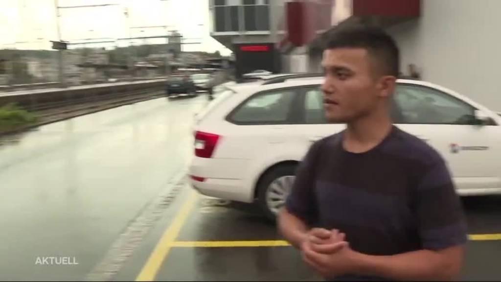 War der tödliche Unfall von Aarau doch kein Unfall?