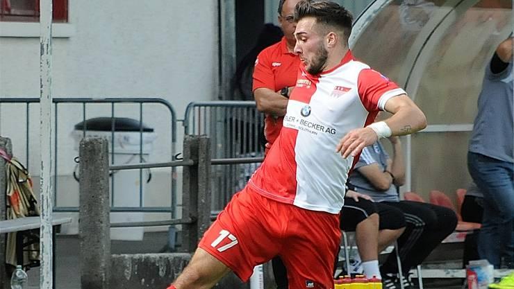 Der FC Solothurn muss in Biel eine Niederlage einstecken.