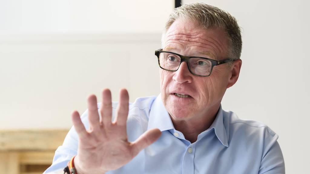 SBB-CEO Meyer tritt zurück