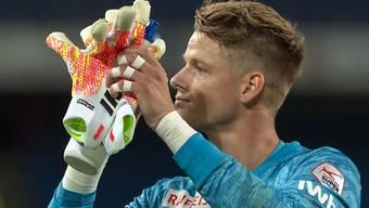 Jonas Omlin verabschiedet sich vom FC Basel in Richtung Frankreich