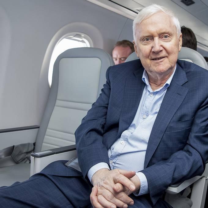 Interview mit Martin Ebner, Inhaber Helvetic Airways