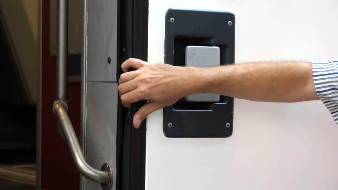SBB: Unfälle an Türen auch künftig nicht ausgeschlossen