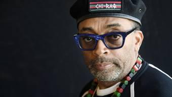 Regisseur Spike Lee vermisst in Hollywood die Schwarzen: Die US-Filmindustrie liege bezüglich Vielfalt weit hinter der Sportwelt (Archiv).