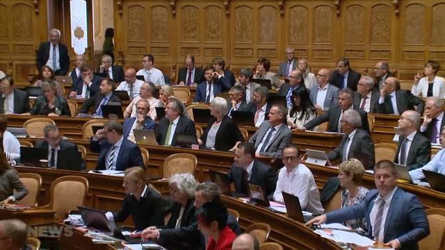 Parlament will ein Wort bei Waffenexporten