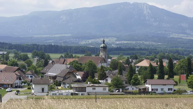 Noch muss man in Deitingen auf die neue Ortsplanung warten.