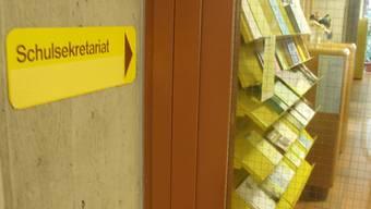 Die Pensen fürs Schulsekretariat und die Schulleitung werden aufgestockt. (Archiv)