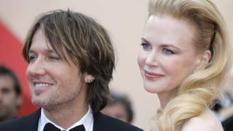 """""""Grosse Liebe"""": Nicole Kidman und Keith Urban (Archiv)"""