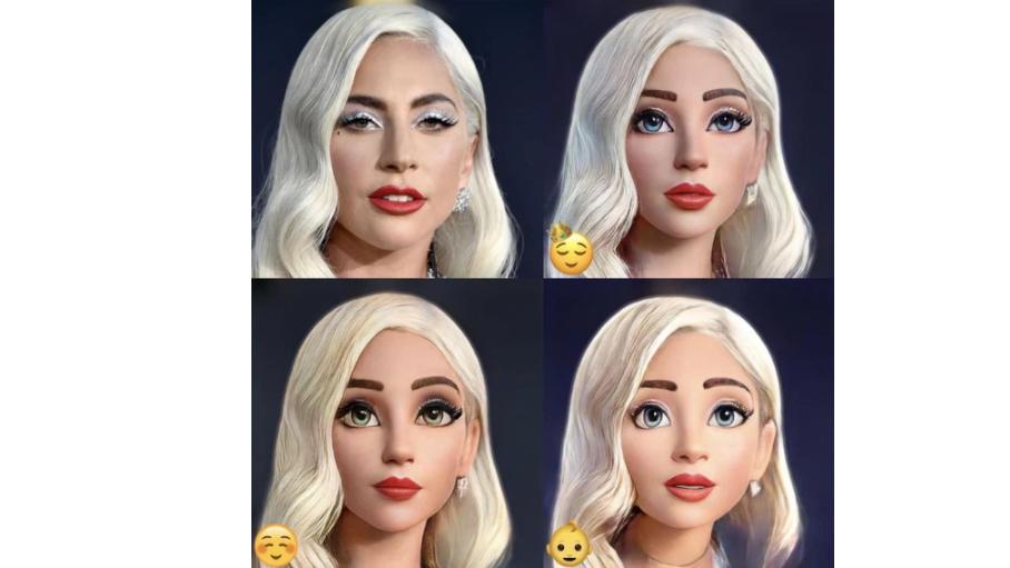 Voilà Al Artist - Lady Gaga