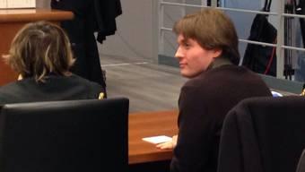 Vor Gericht in Florenz: Raffaele Sollecito am Mittwoch