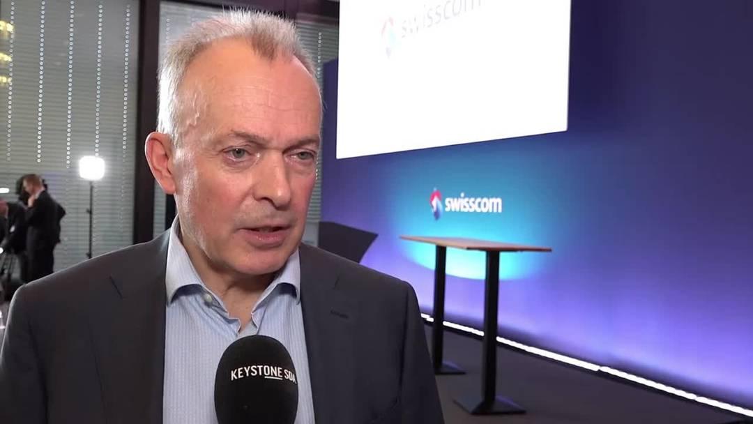 Swisscom treibt Spraprogramm und 5G-Ausbau weiter